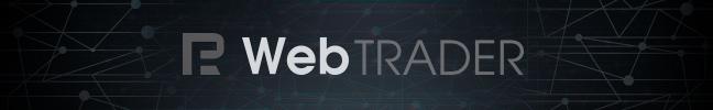 Faça negócios na Plataforma atualizada WebTrader
