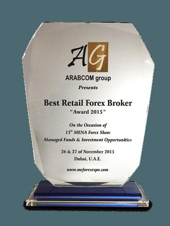 Best Retail Forex Broker